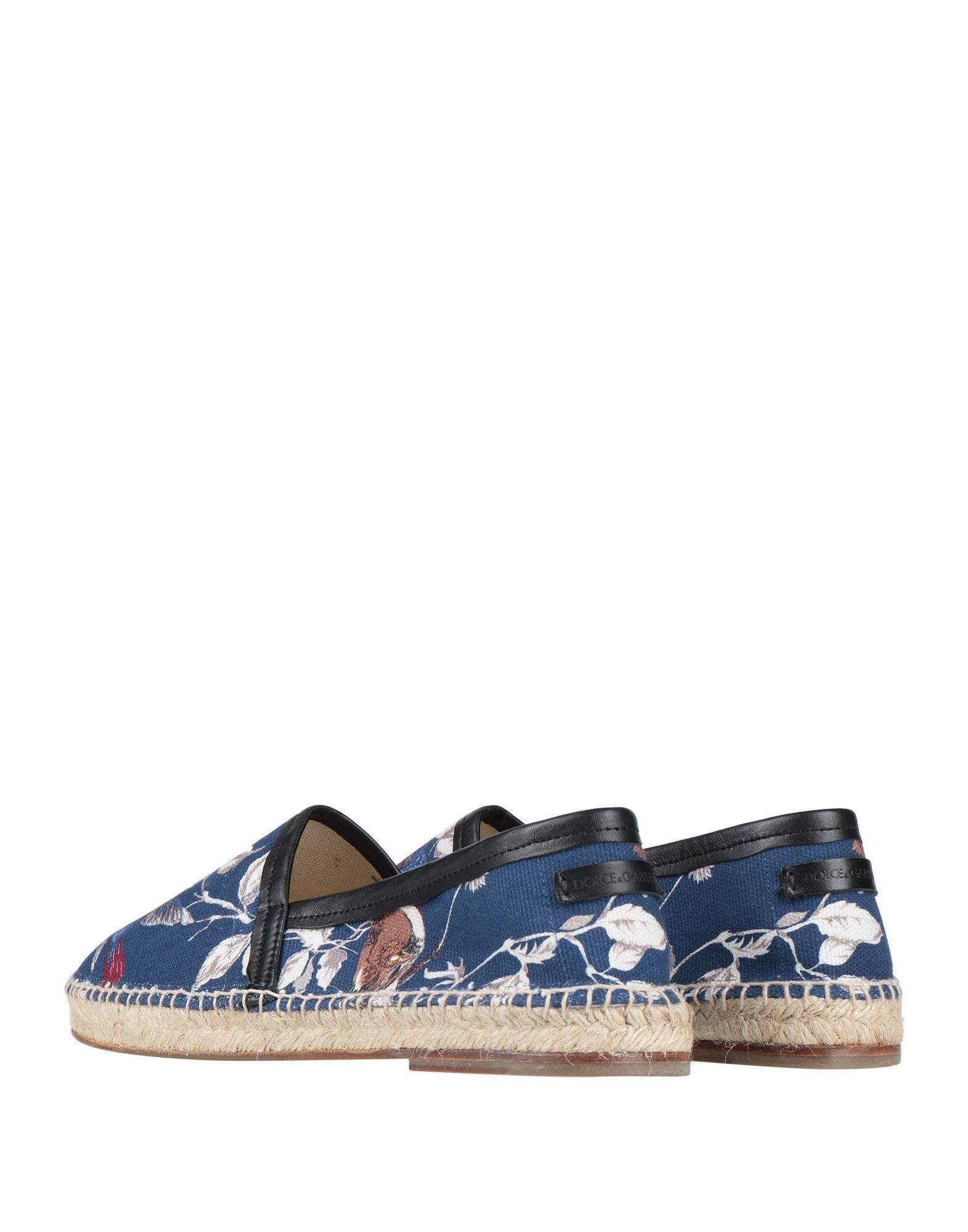 Dolce  & Gabbana Espadrilles Herren  Dolce 11159954IO Gute Qualität beliebte Schuhe 5bea58