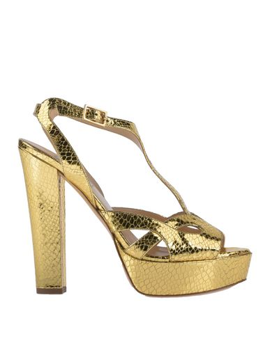 SEMILLA Sandals in Gold