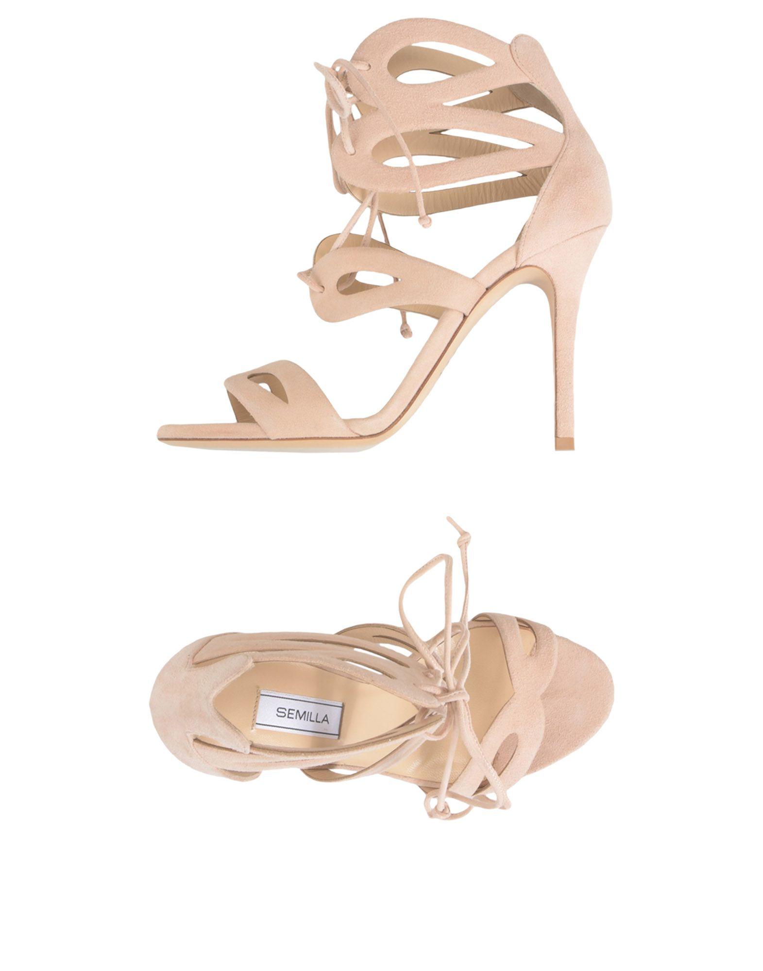 Haltbare Mode billige Schuhe Semilla Sandalen Damen  11160203DP Heiße Schuhe