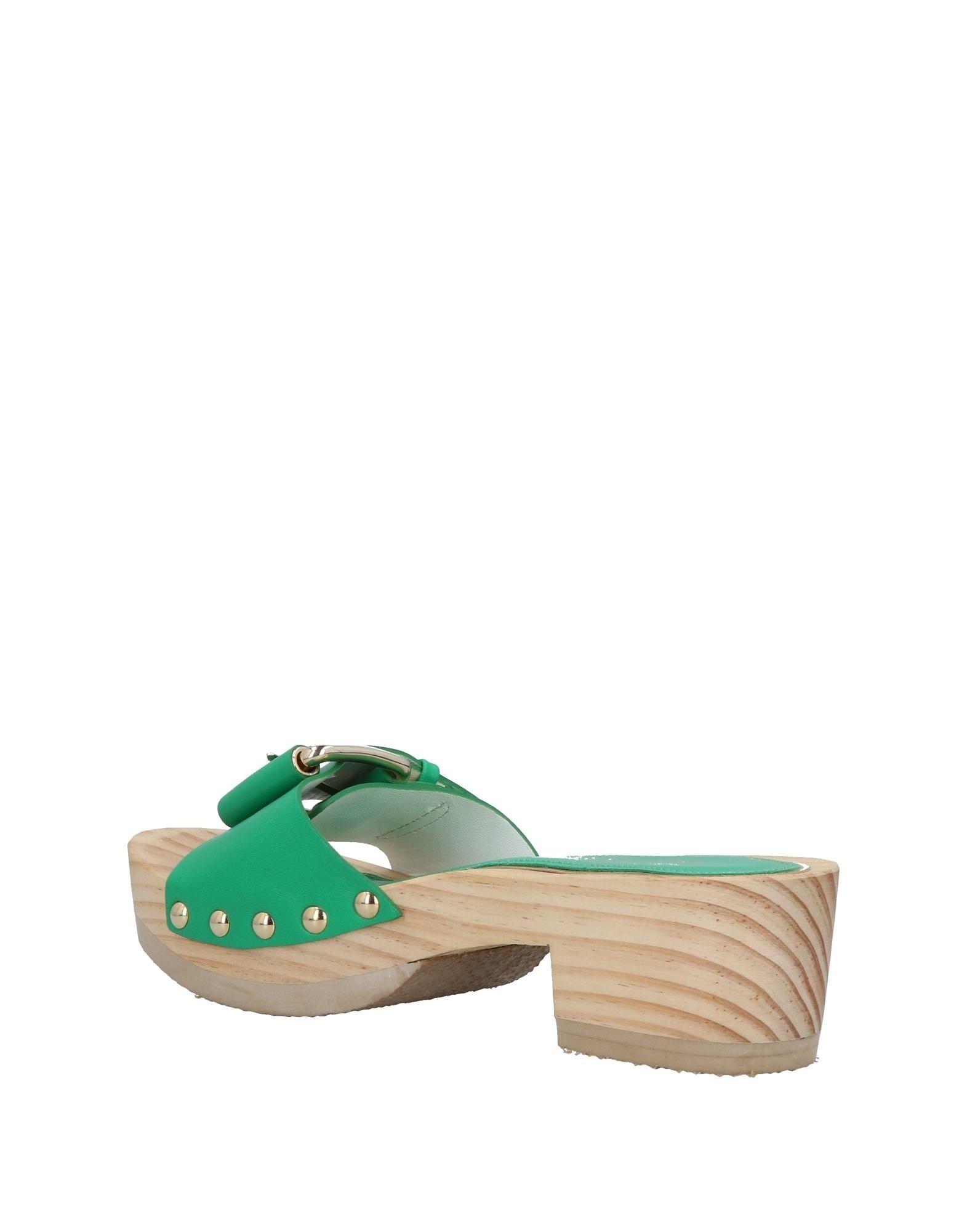 Haltbare Mode billige Schuhe Eqüitare Pantoletten 11160219ON Damen  11160219ON Pantoletten Heiße Schuhe 677e4b