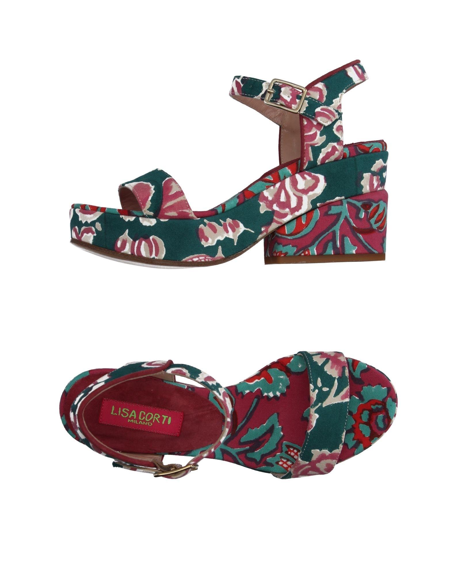 Lisa Corti Sandalen beliebte Damen  11160455OC Gute Qualität beliebte Sandalen Schuhe 503232