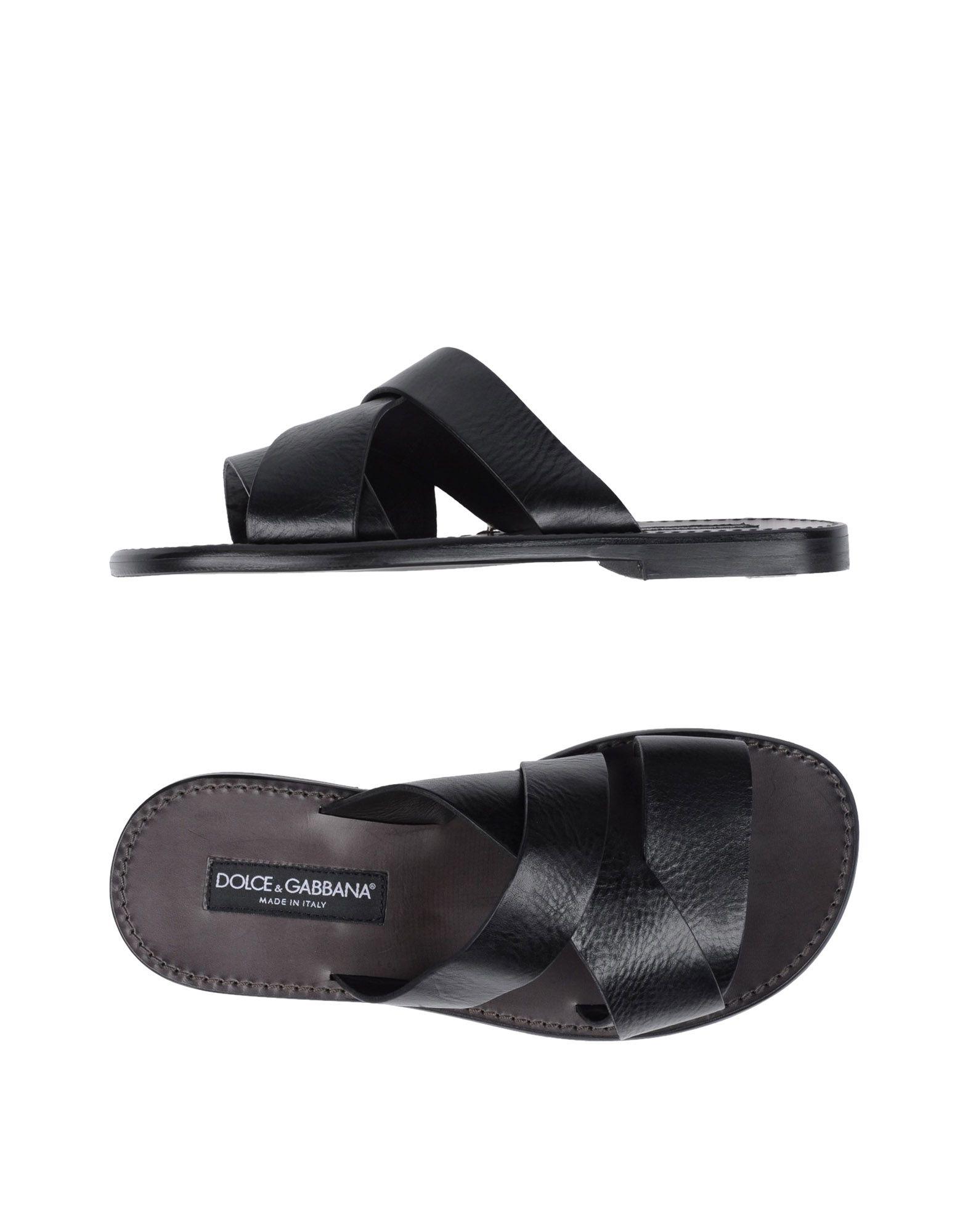Scarpe economiche e resistenti Sandali Dolce & Gabbana Uomo