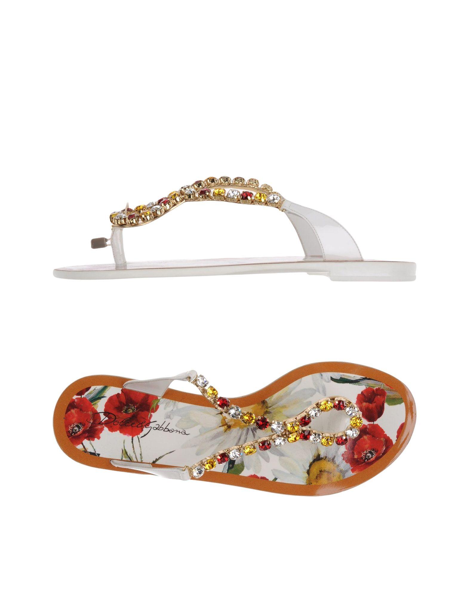 Dolce & Gabbana gut Dianetten Damen  11160636XVGünstige gut Gabbana aussehende Schuhe 0f8ee6