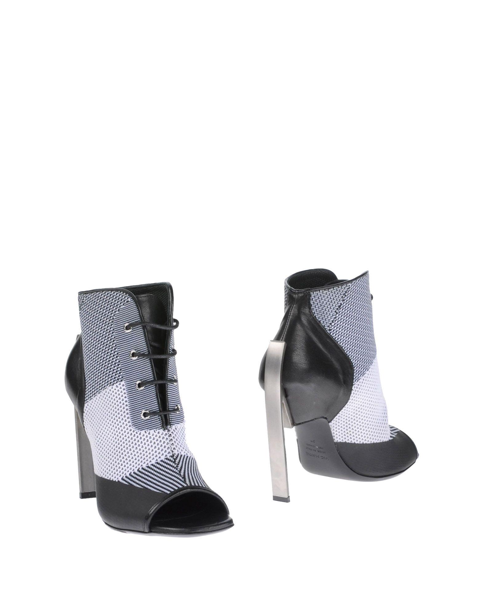 Vic Matiē Stiefelette Damen  11160975SGGut aussehende strapazierfähige Schuhe