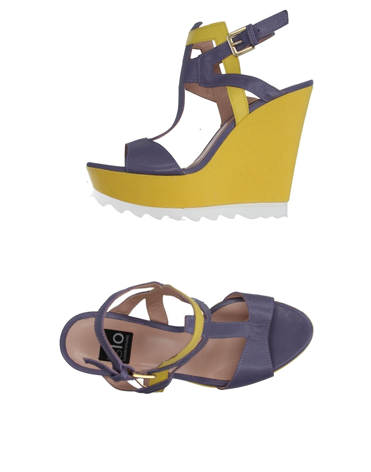 Islo Isabella Lorusso Neue Sandalen Damen  11161679FW Neue Lorusso Schuhe a50eee