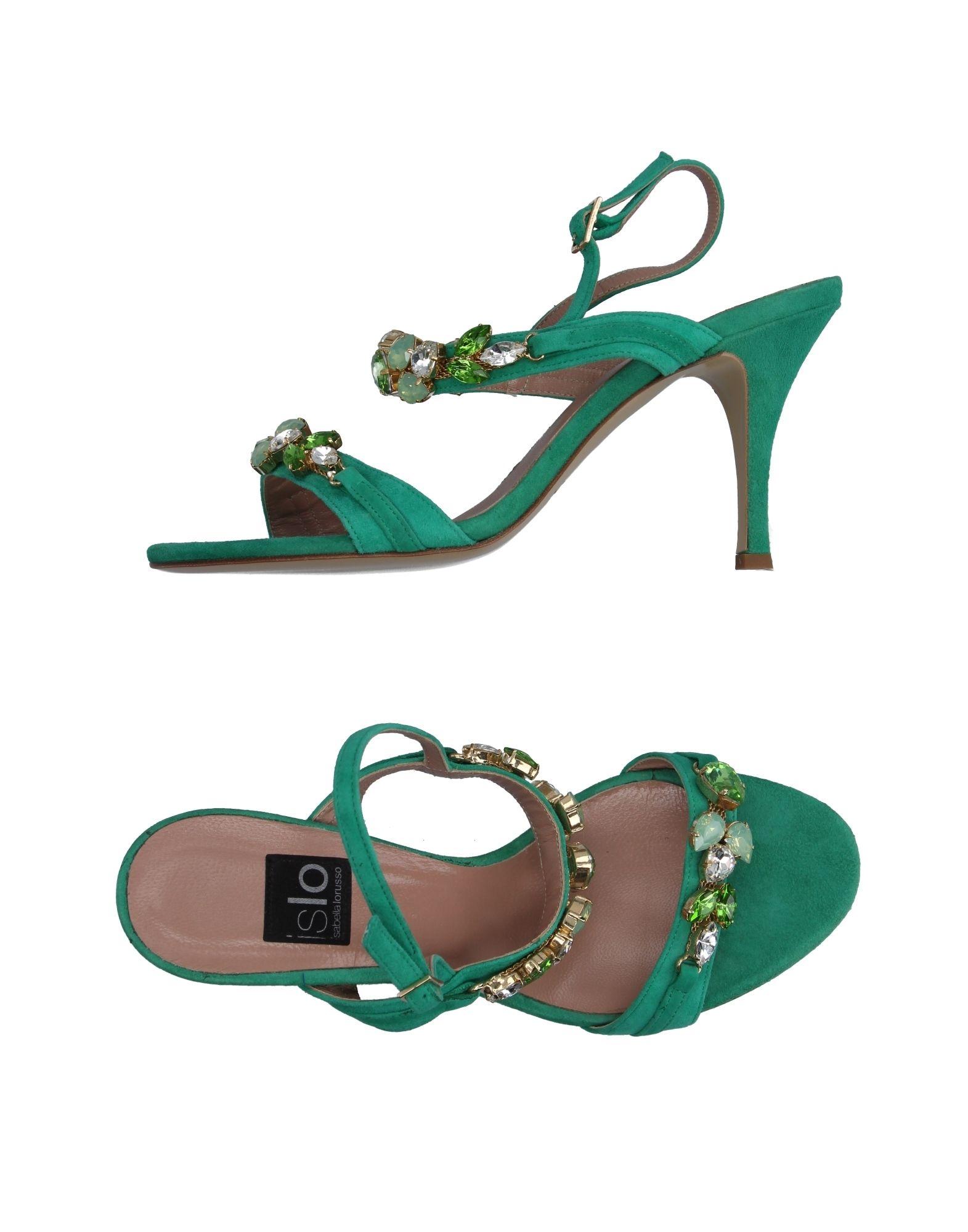 Islo Isabella Schuhe Lorusso Sandalen Damen  11161685KO Neue Schuhe Isabella 5ec7fa