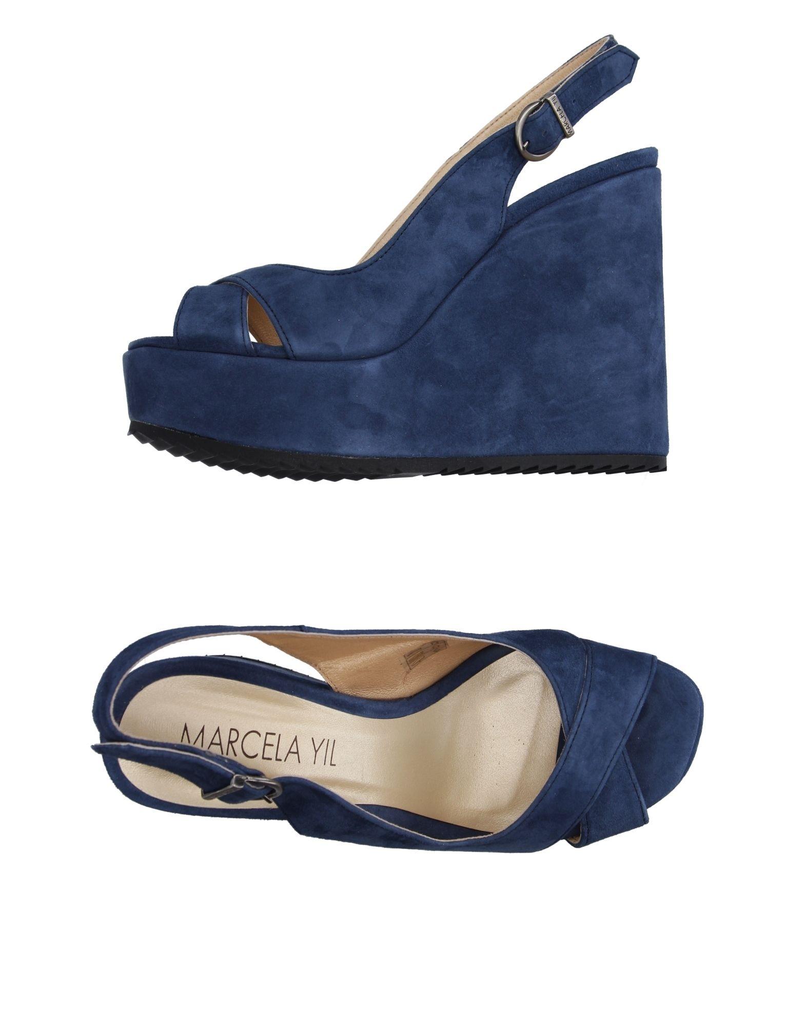 Marcela Yil Sandalen Damen  11161724CP Gute Qualität beliebte Schuhe