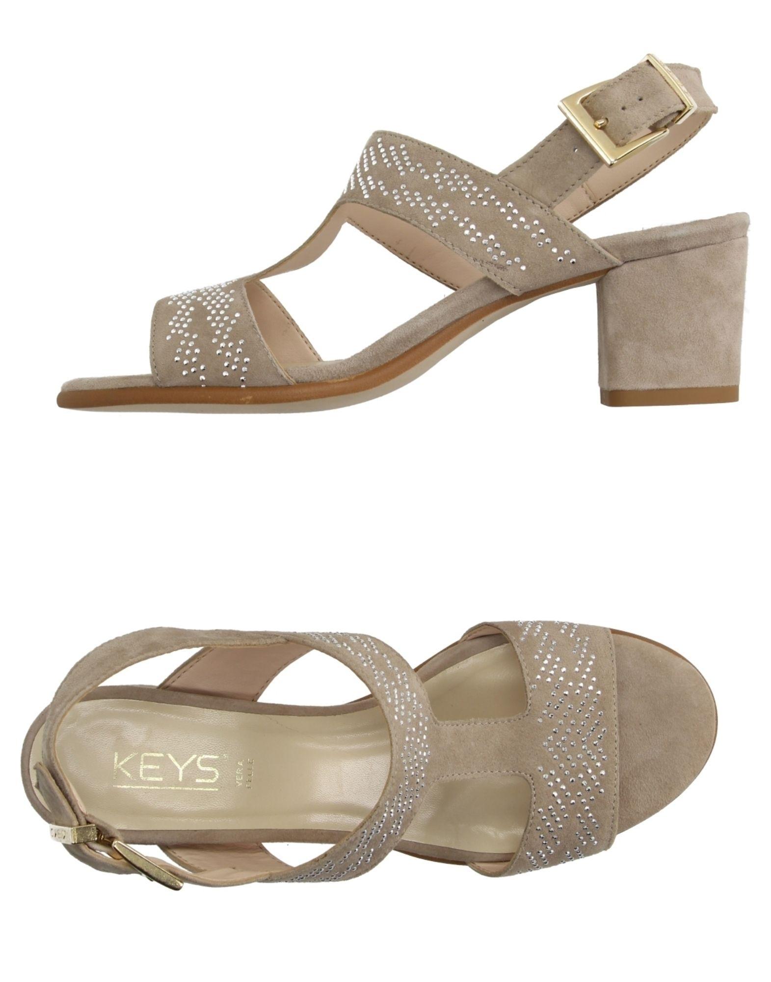 Keys Sandalen Damen  11161896OR Gute Qualität beliebte Schuhe