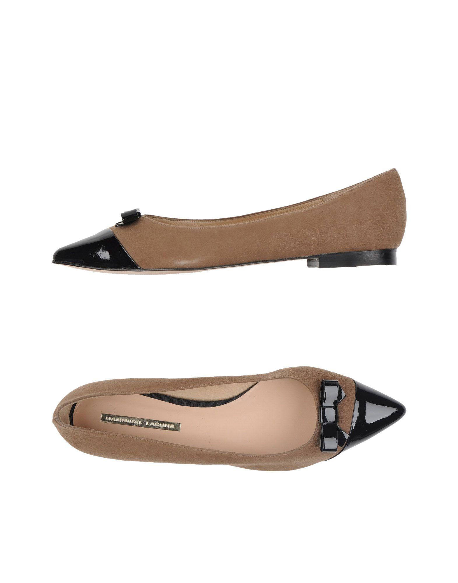 Hannibal Laguna Gute Ballerinas Damen  11161973JP Gute Laguna Qualität beliebte Schuhe 4c98b2