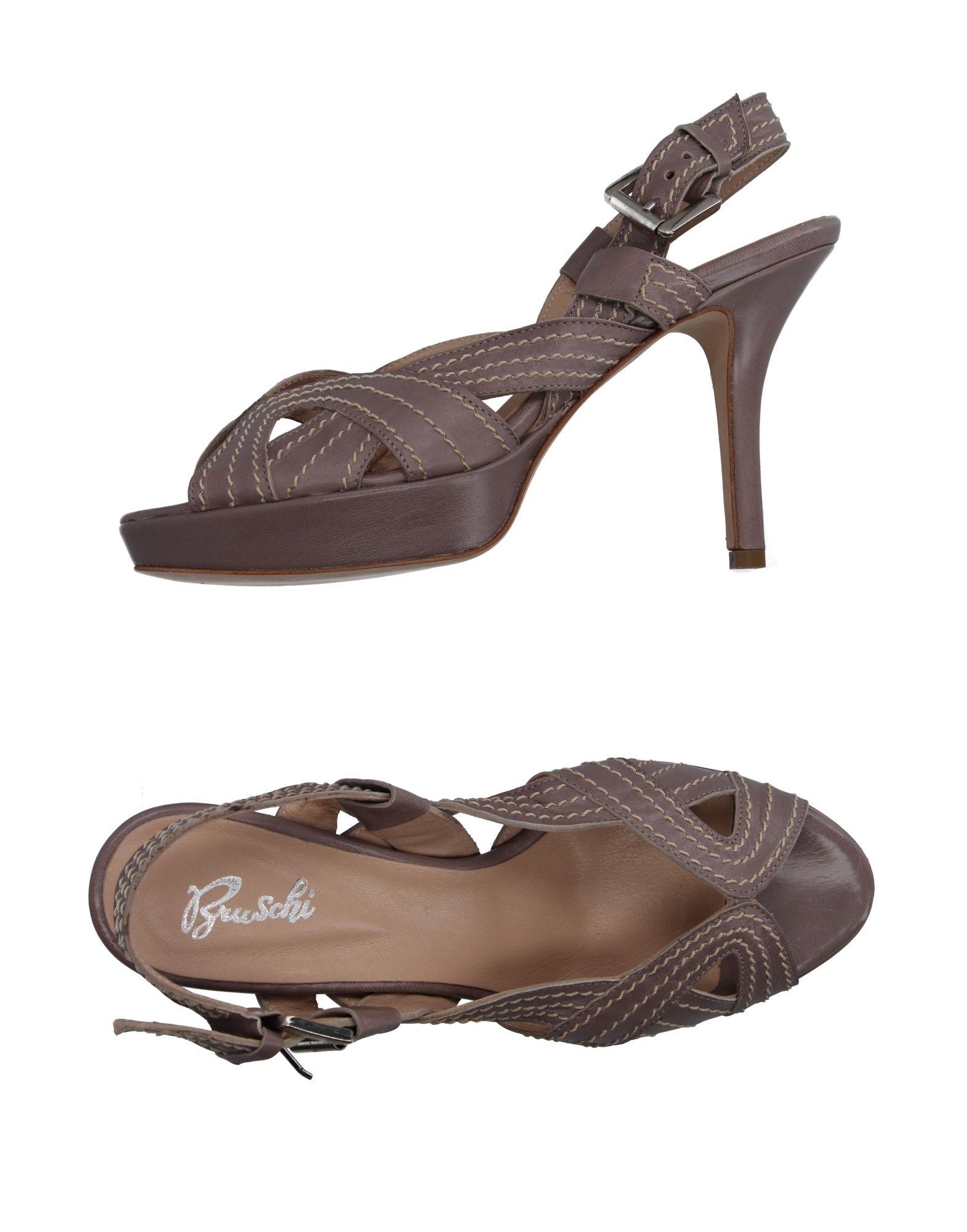 Bruschi Sandalen Damen   Damen 11162047VS Gute Qualität beliebte Schuhe d15675