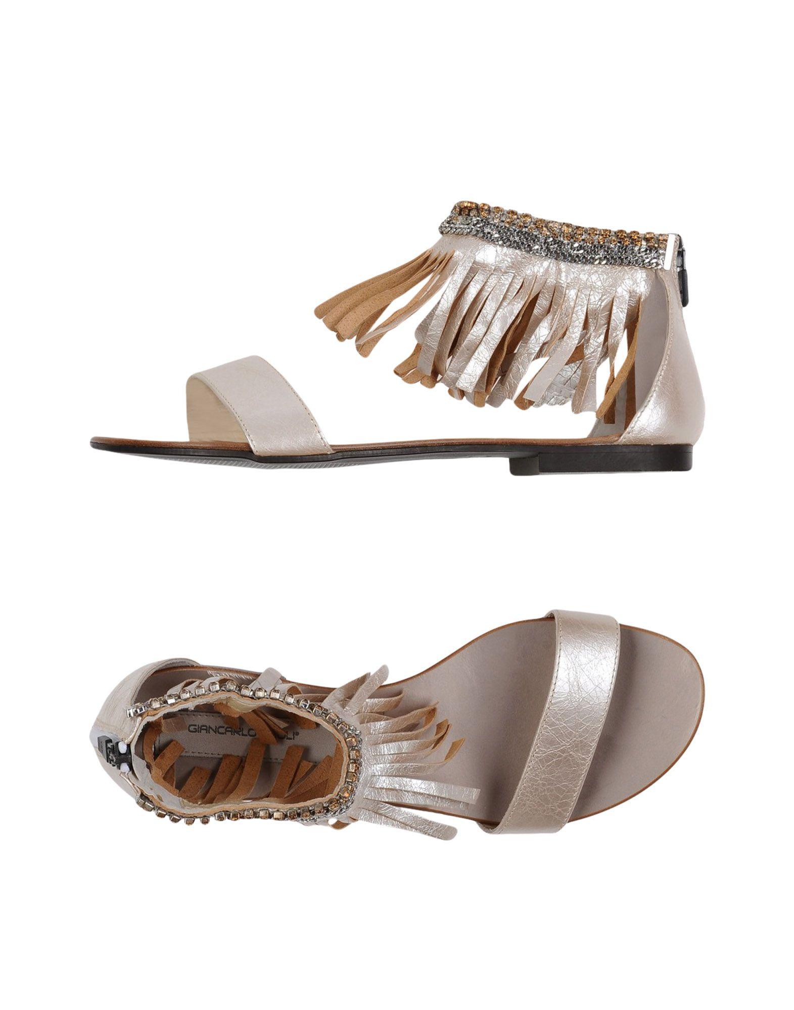 Giancarlo Paoli Sandalen Damen  11162202OQ Gute Qualität beliebte Schuhe