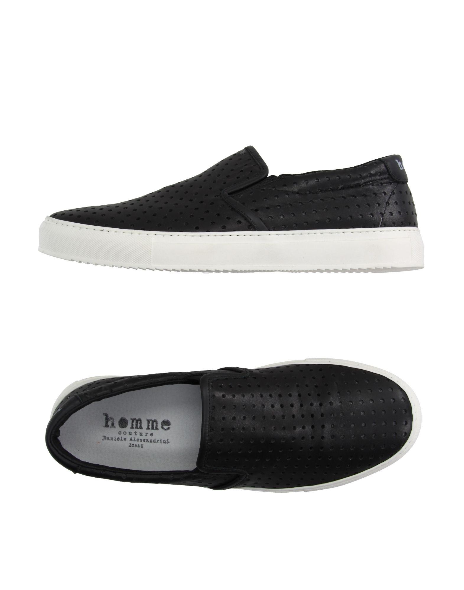 Rabatt Homme echte Schuhe Daniele Alessandrini Homme Rabatt Sneakers Herren  11162281TO fee803