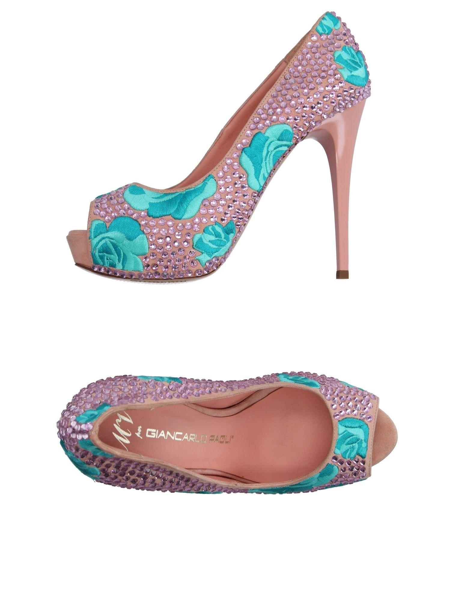 Gut um billige Schuhe zu tragenGiancarlo Paoli Pumps Damen  11162287JR