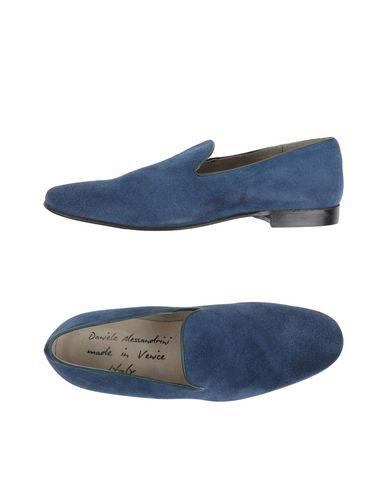 Zapatos con descuento Mocasín Daniele Alessandrini Hombre - Mocasines Daniele Alessandrini - 11162397JQ Azul marino