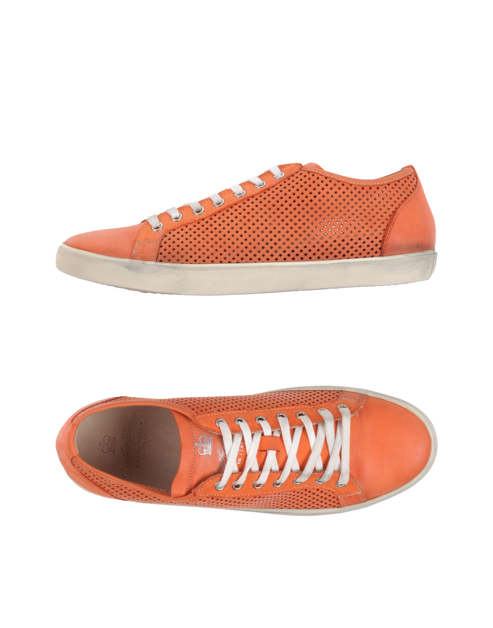 Leather Crown Sneakers - Men Leather Leather Leather Crown Sneakers online on  Australia - 11162541XO 9430ee
