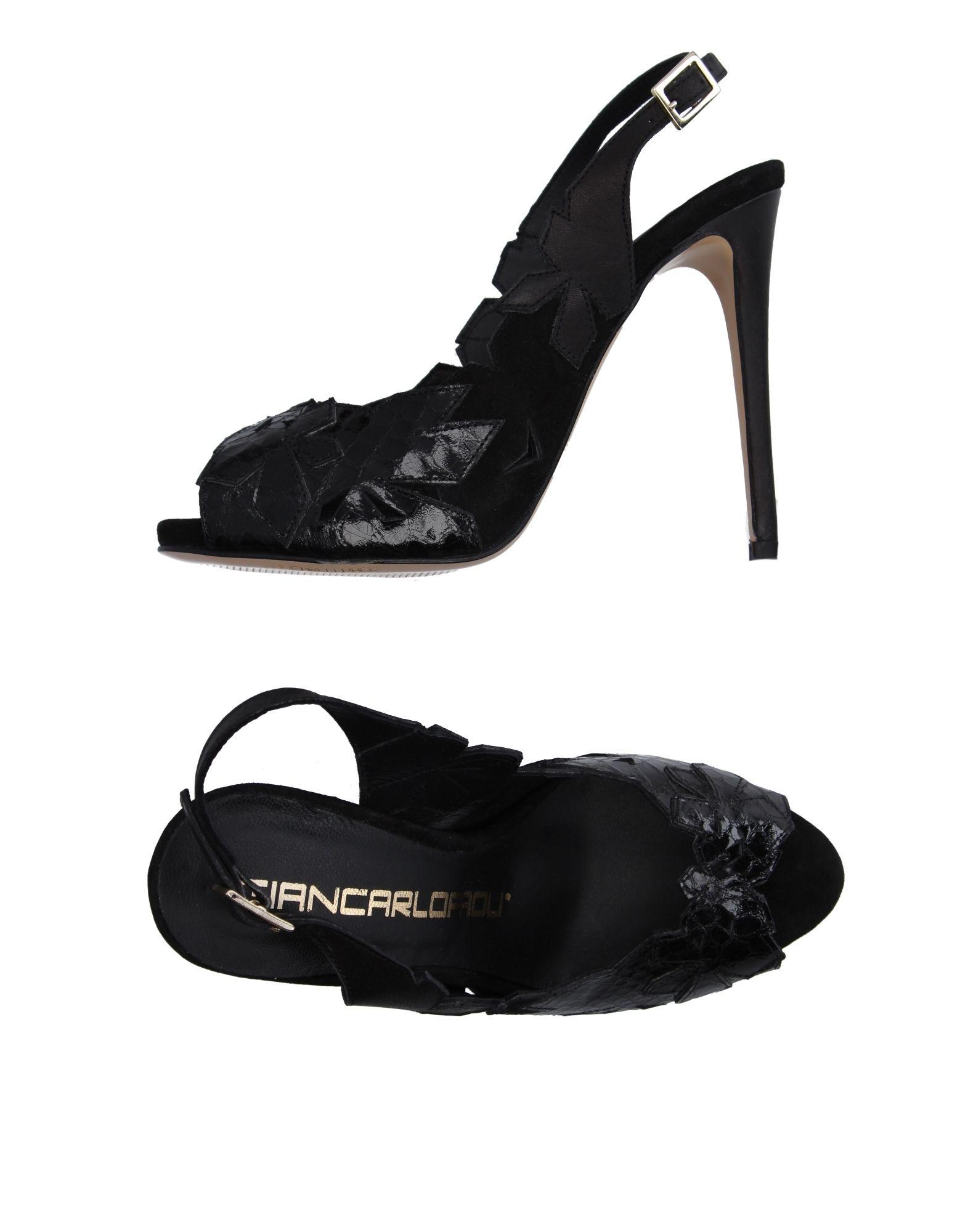 Gut um billige Schuhe zu tragenGiancarlo 11162693WV Paoli Sandalen Damen  11162693WV tragenGiancarlo 4734b8