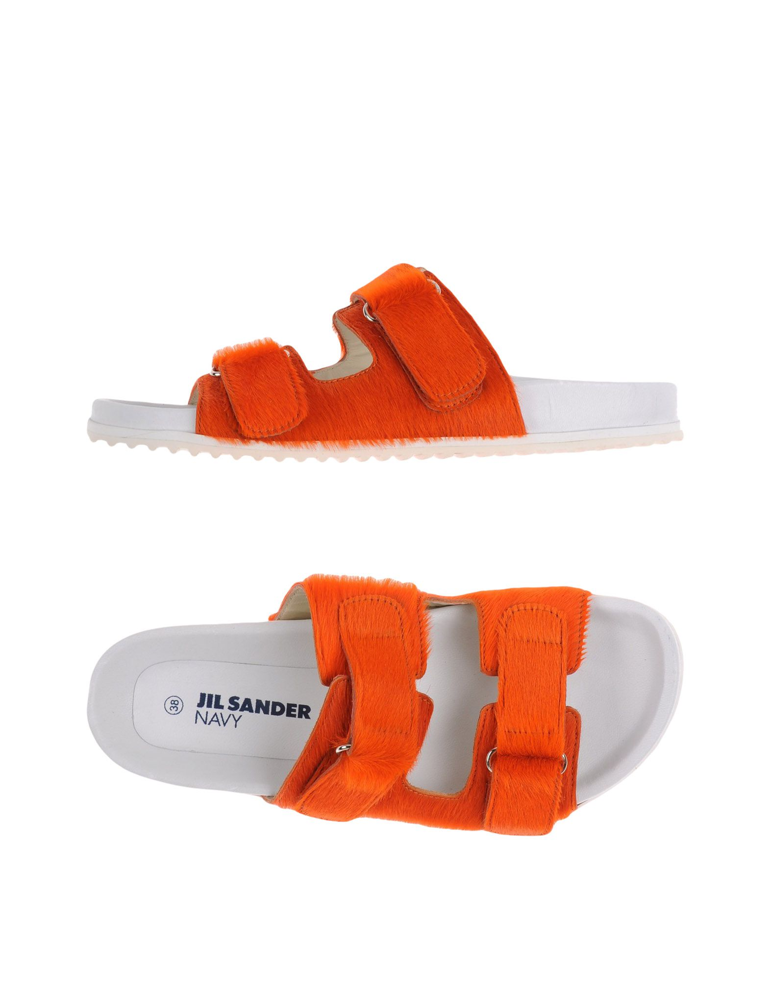 Jil Sander Navy Sandalen Damen  11162899IU Gute Qualität beliebte Schuhe