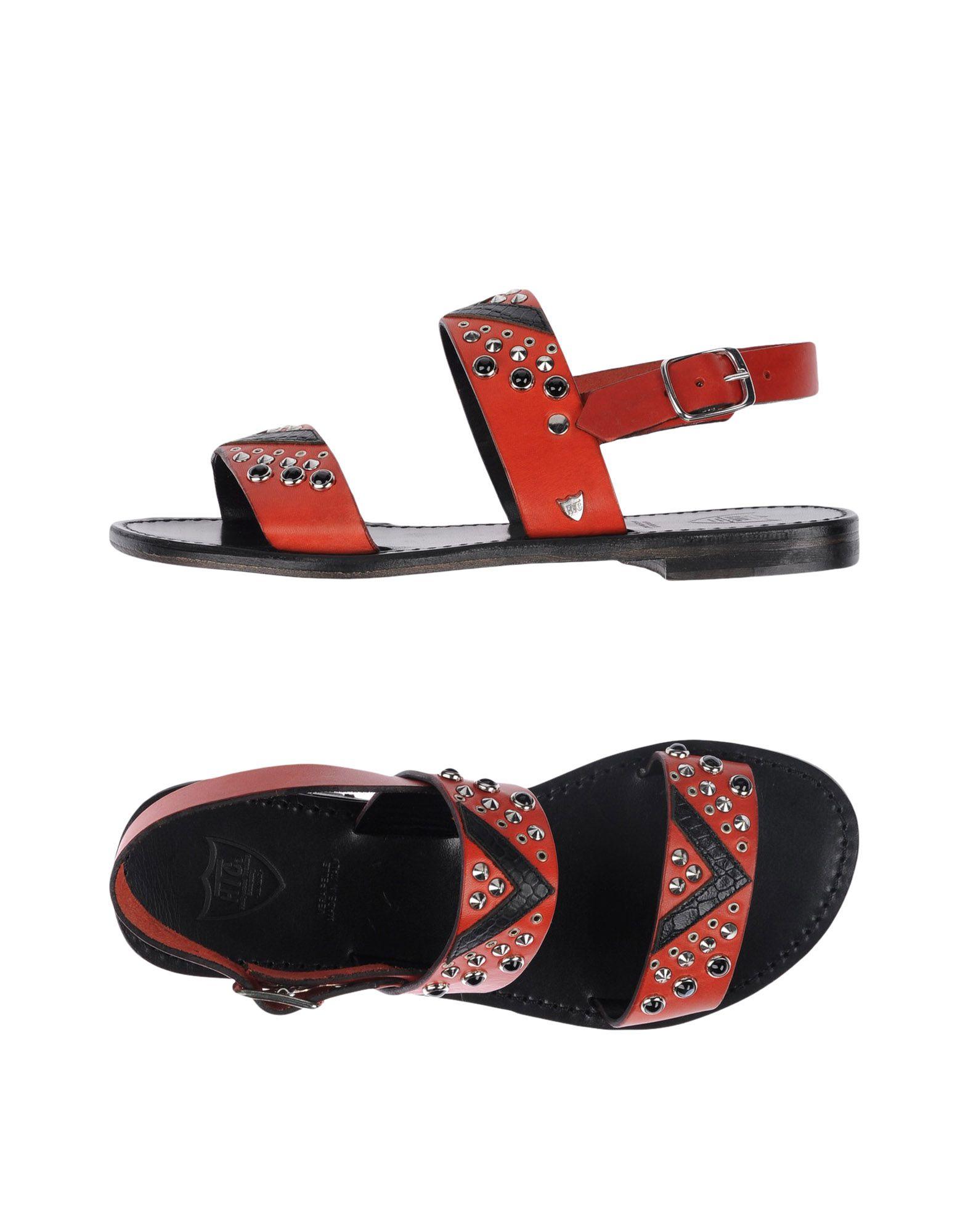 Stilvolle billige Schuhe Htc Sandalen Damen  11162998BW
