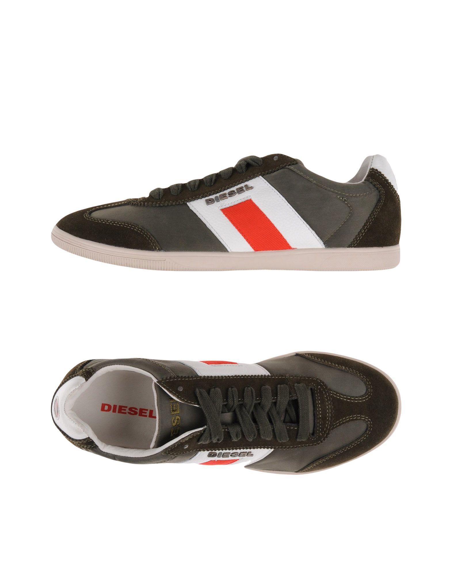 11163056HK Diesel Sneakers Herren  11163056HK  Heiße Schuhe 7655a7