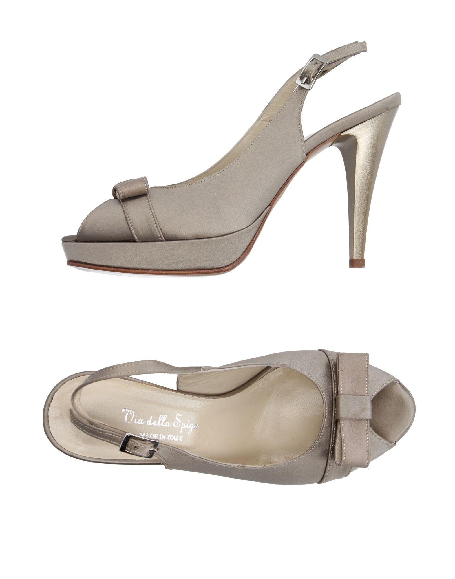 Vainer  Via Della Spiga Sandalen Damen   Damen 11163410UW Heiße Schuhe 1addba