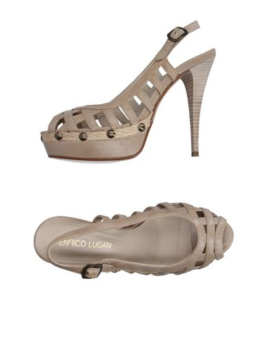 Best Cheap Online FOOTWEAR - Sandals Enrico Lugani Outlet Very Cheap From China Free Shipping Low Price mNhgPFf6