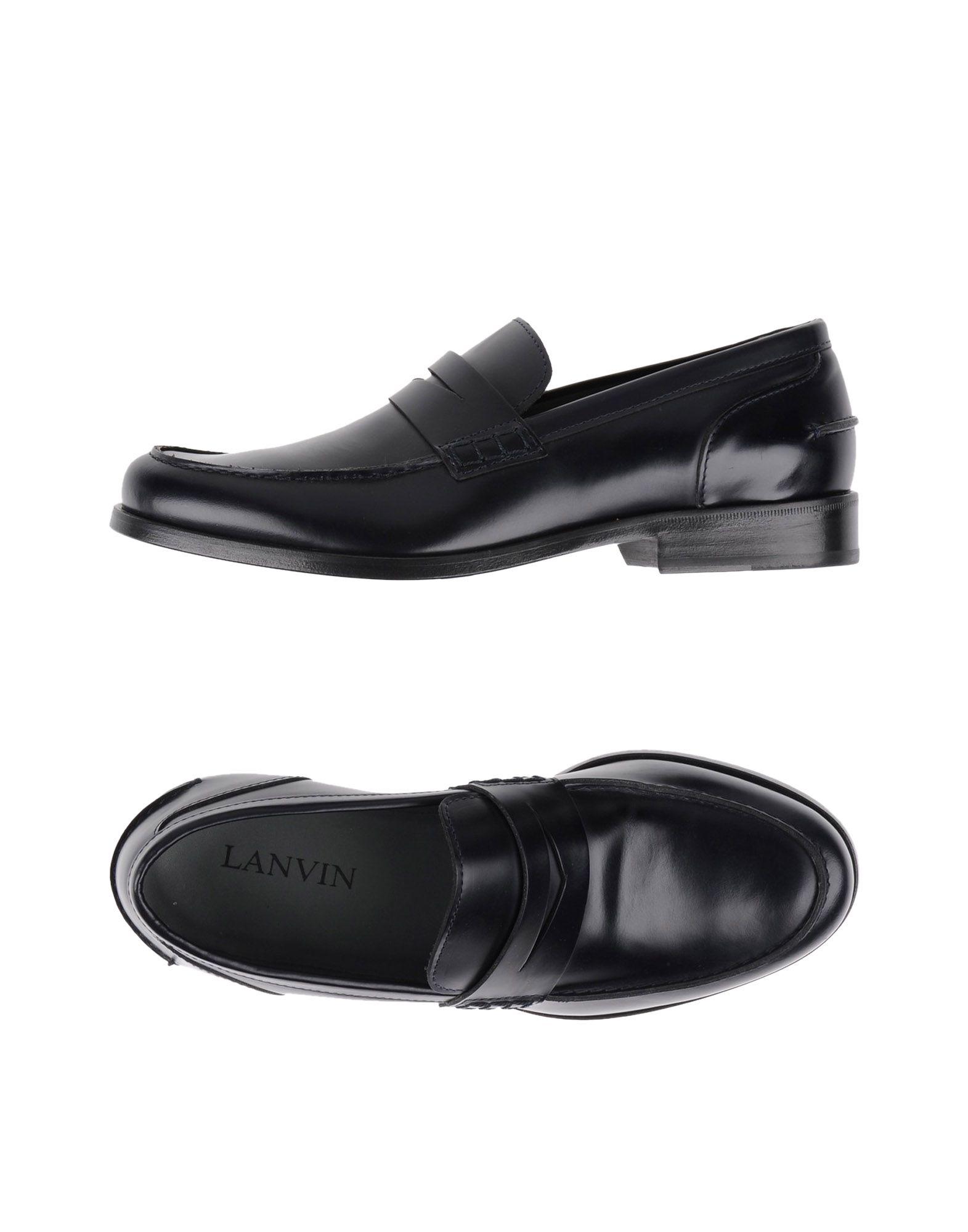 Günstige und modische Schuhe Lanvin Mokassins Herren  11163704OL