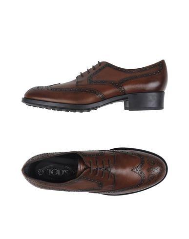 Zapato De Cordones Tod's Mujer - Zapatos De Cordones Tod's - 11163795UR Marrón