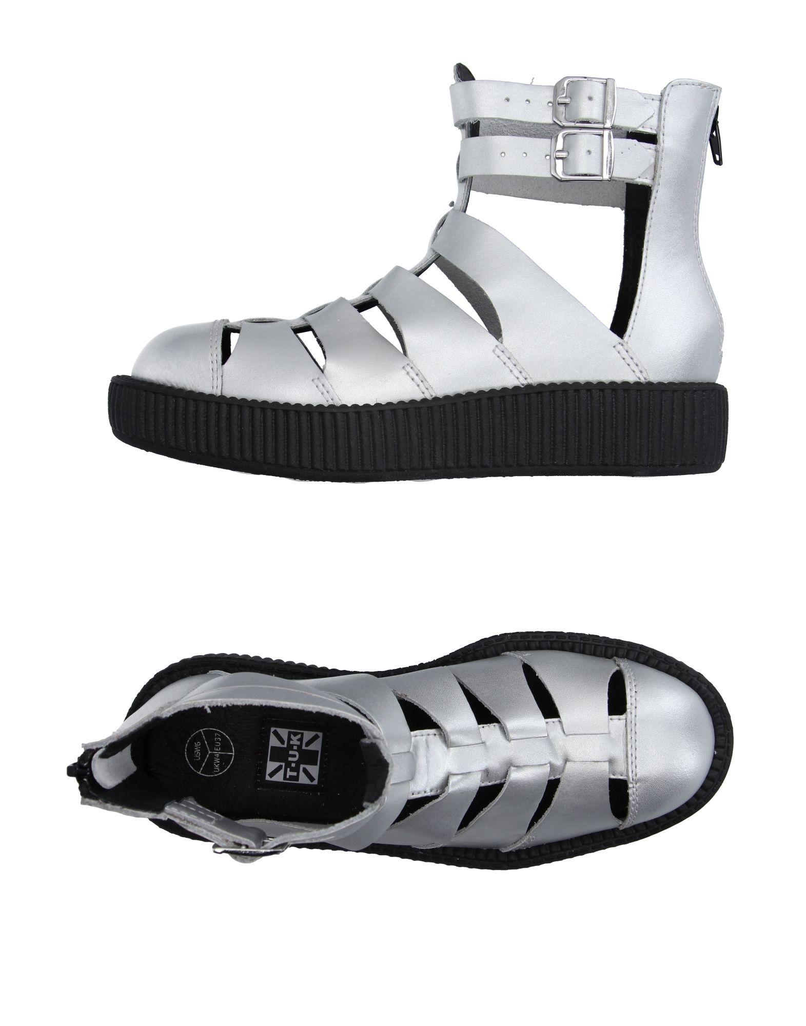 Haltbare Mode billige Schuhe T.U.K Sandalen Damen  11164030NF Heiße Schuhe