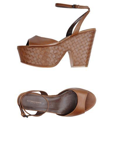 billig ekte Bottega Veneta Sandalia største leverandør Grå fabrikkutsalg online x9s0iAK