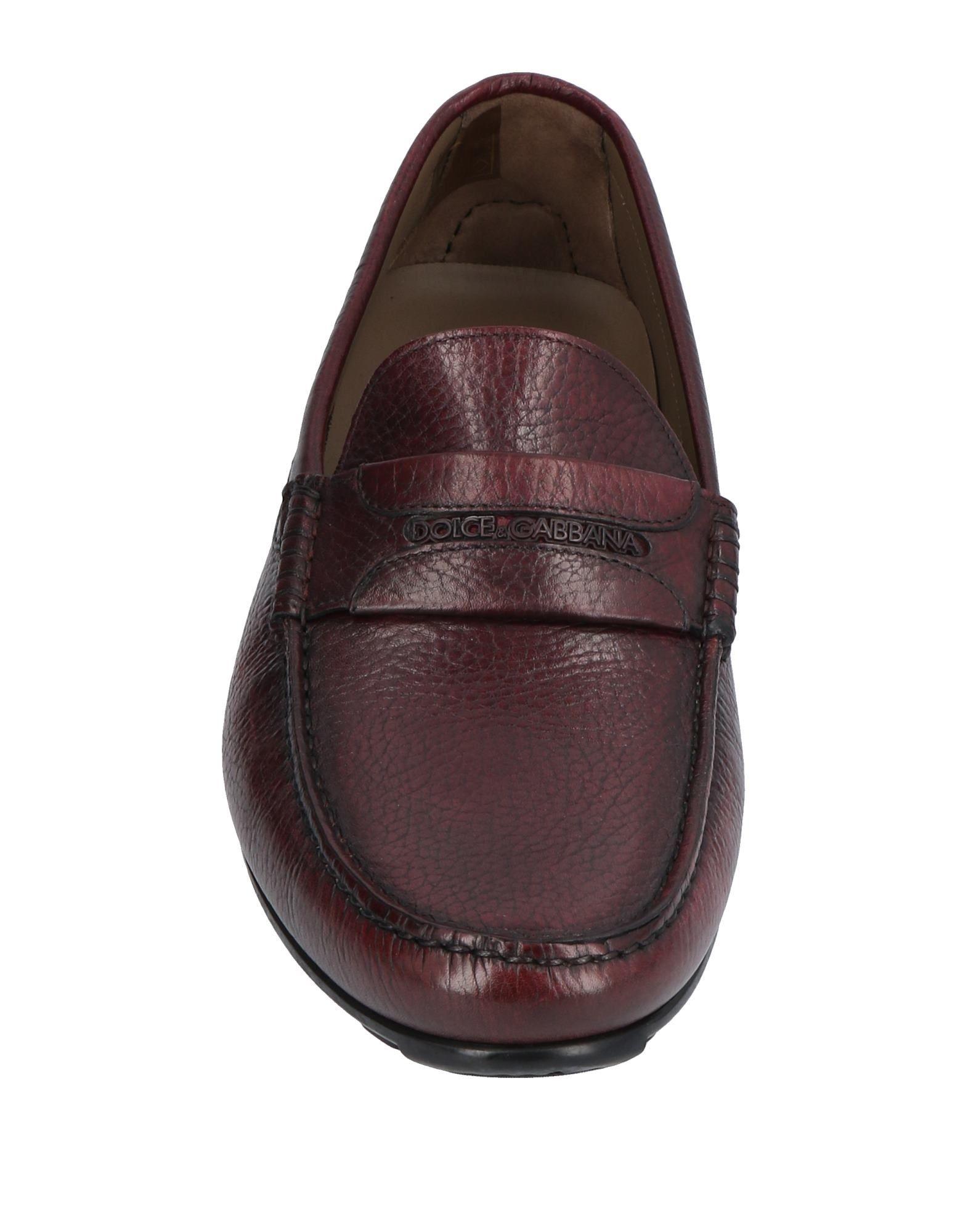 Dolce & Gabbana Mokassins Herren  11165144NJ Gute Qualität beliebte Schuhe