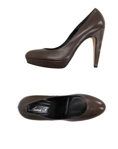 Descuento de la marca F. Zapato De Salón Anna F. marca Mujer - Salones Anna F. - 11165381IC Negro 886300
