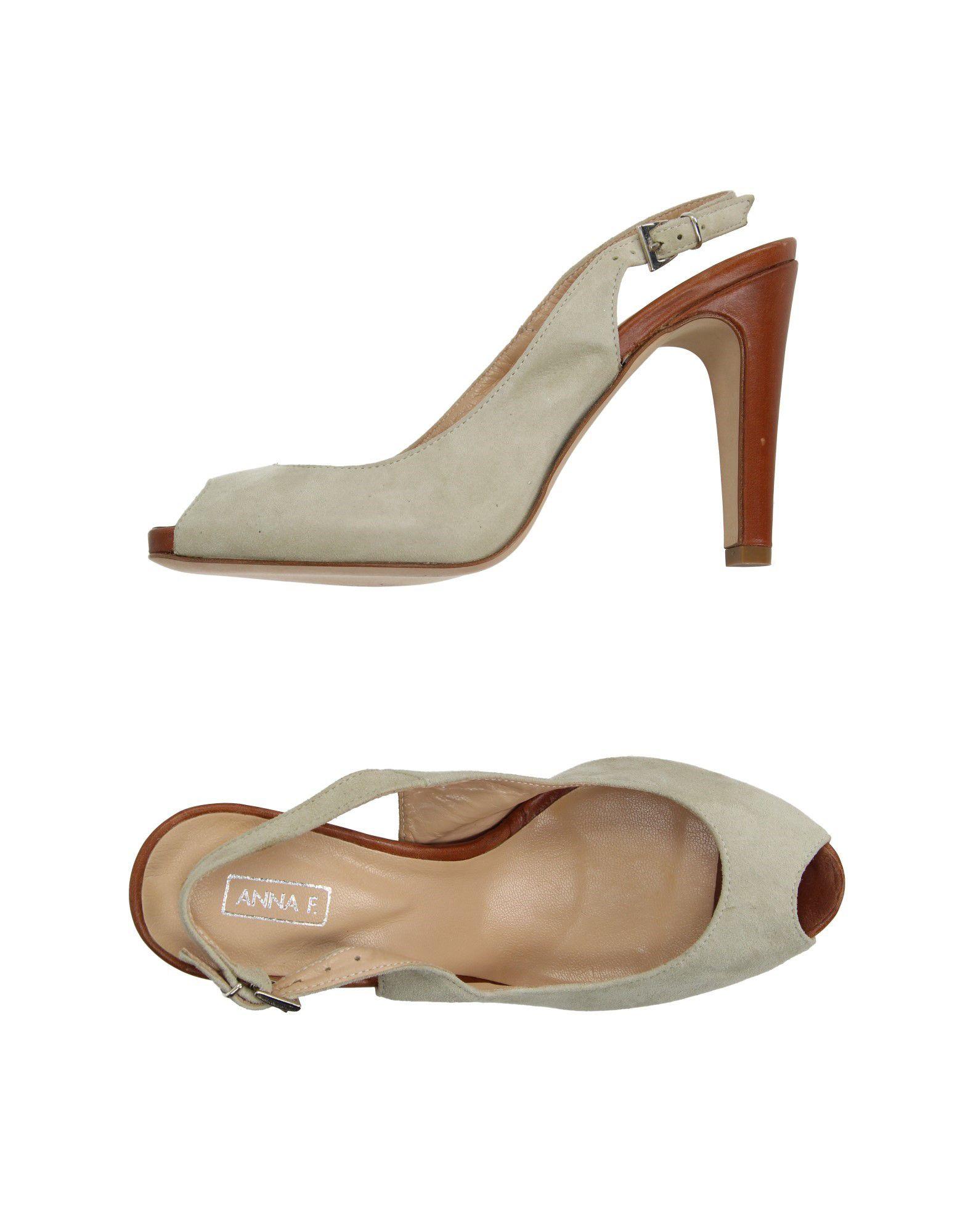 Anna F. Sandalen Sandalen F. Damen  11165451JX Gute Qualität beliebte Schuhe e1c81a