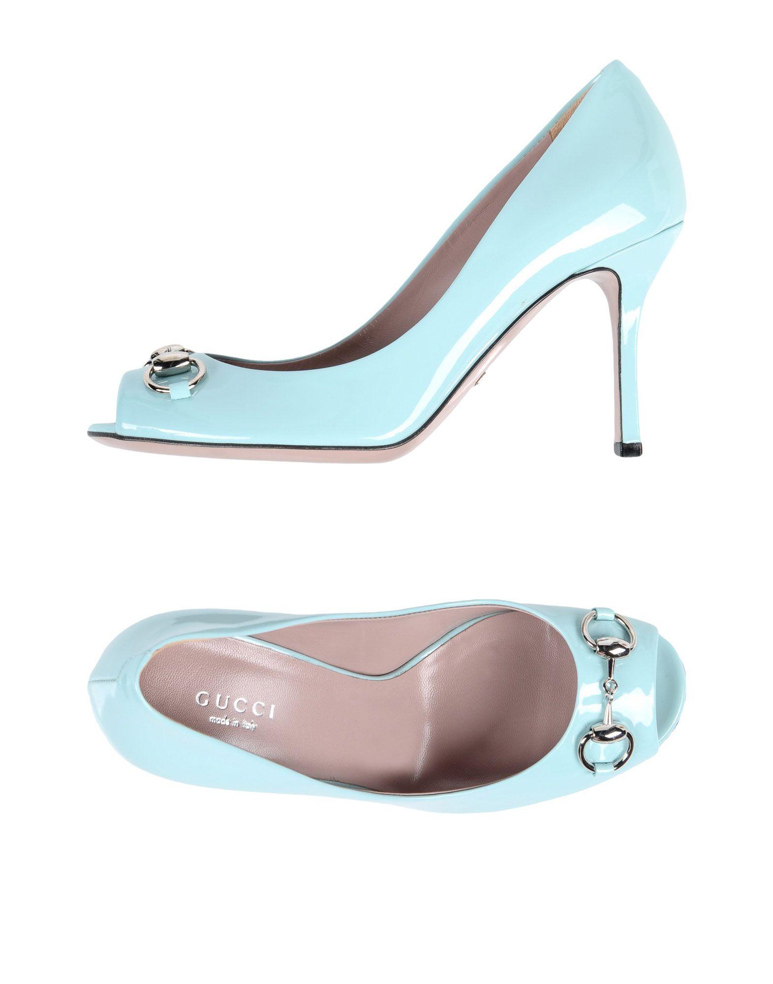Rabatt Schuhe 11165878OP Gucci Pumps Damen  11165878OP Schuhe 0126d6