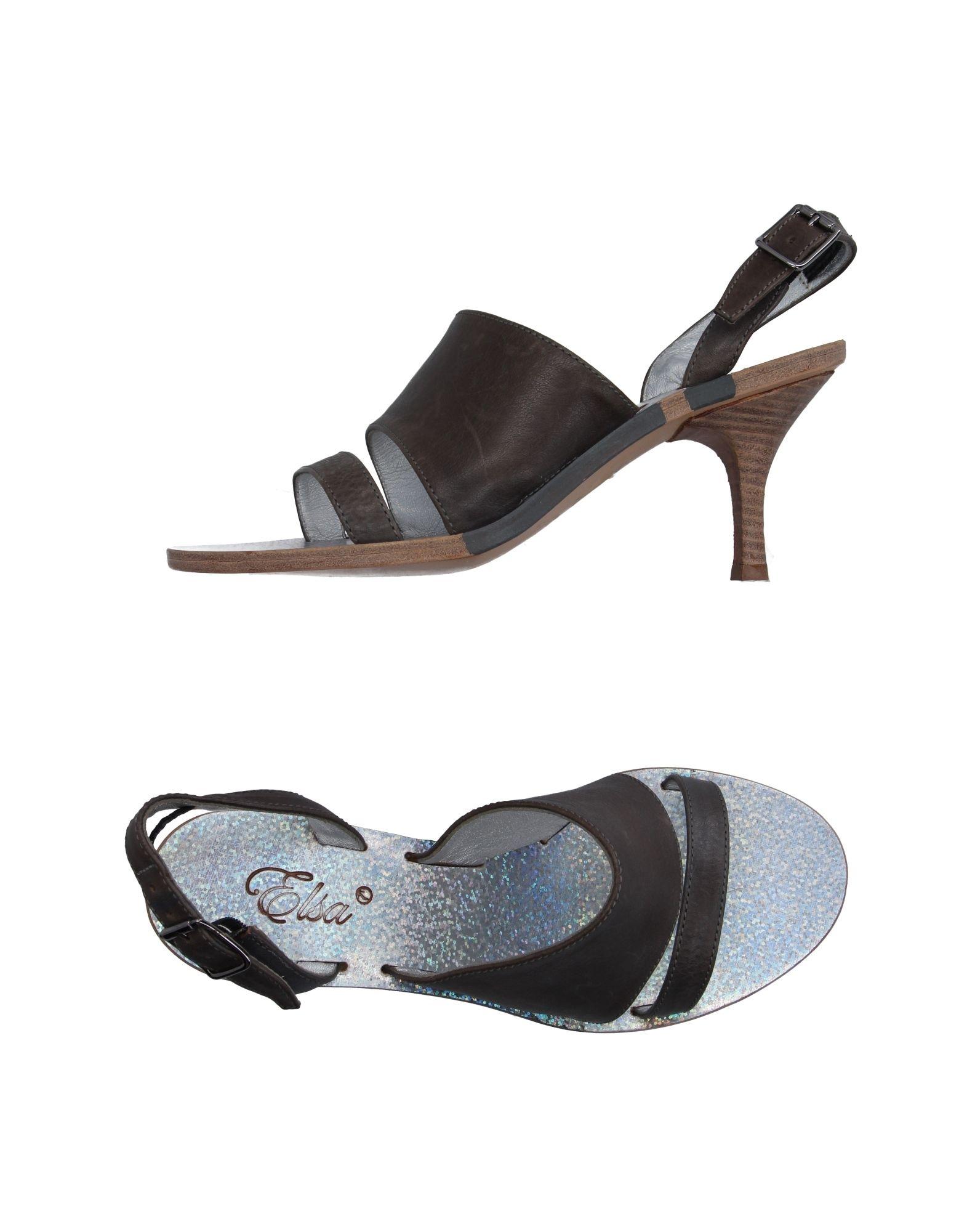Elsa Shoes Sandalen Sandalen Shoes Damen  11166222JS Gute Qualität beliebte Schuhe df6957