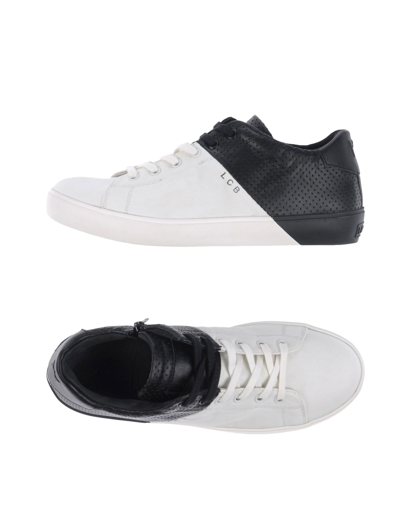 Sneakers Leather Crown Uomo - 11166663UE