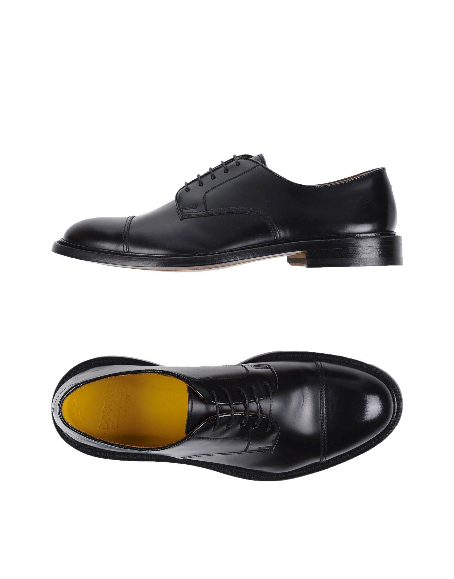 Haltbare Mode billige Schuhe Doucal's Schnürschuhe Herren  11166813XT Heiße Schuhe