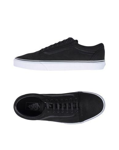 Zapatos con descuento Zapatillas Vans U Old Skool Premium Leather - Hombre - Zapatillas Vans - 11167072WS Negro