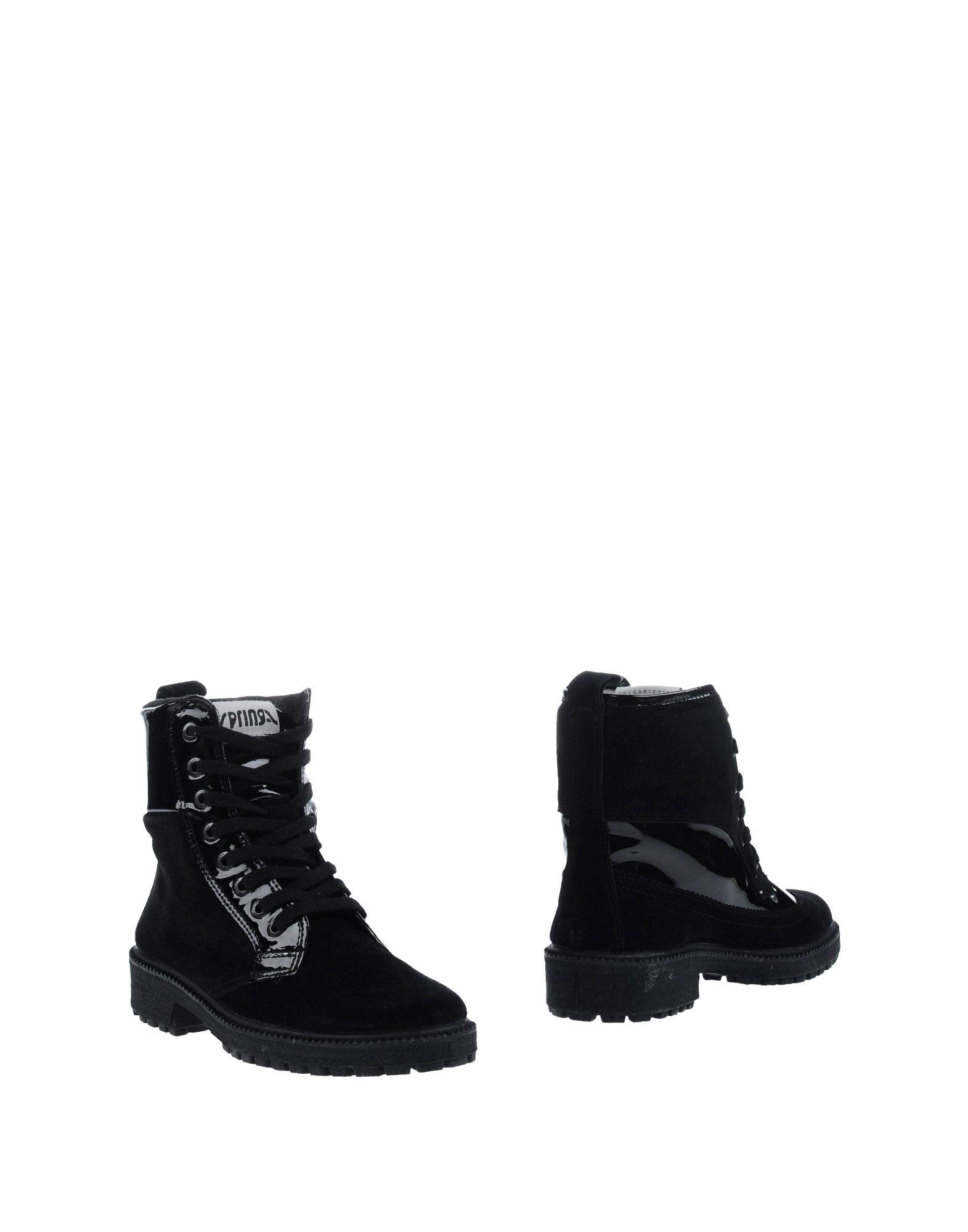 Gut um billige Schuhe zu tragenSpringa Stiefelette Damen  11167508QD