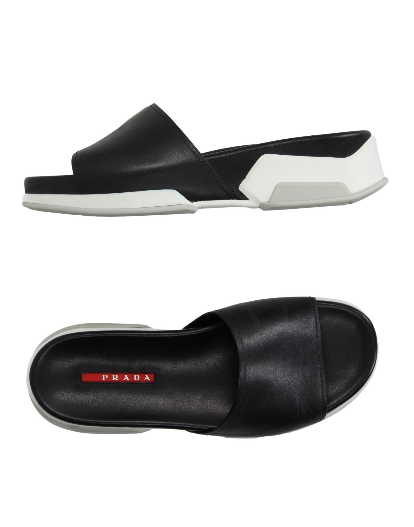 Rabatt Schuhe Prada Sport Sandalen Damen  11167785DD