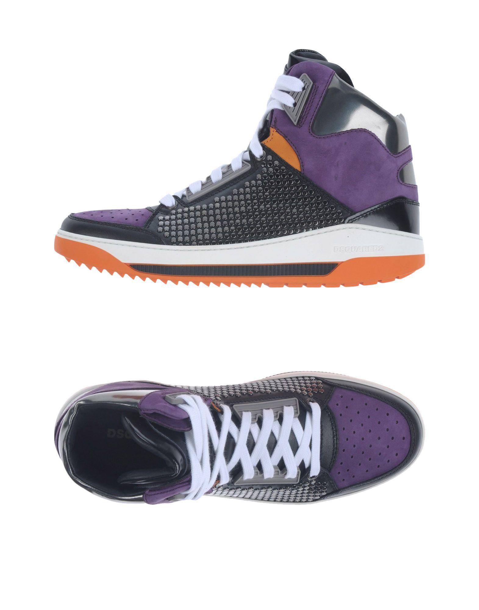 Dsquared2 Sneakers - Men  Dsquared2 Sneakers online on  Men Canada - 11168060HN f45e72