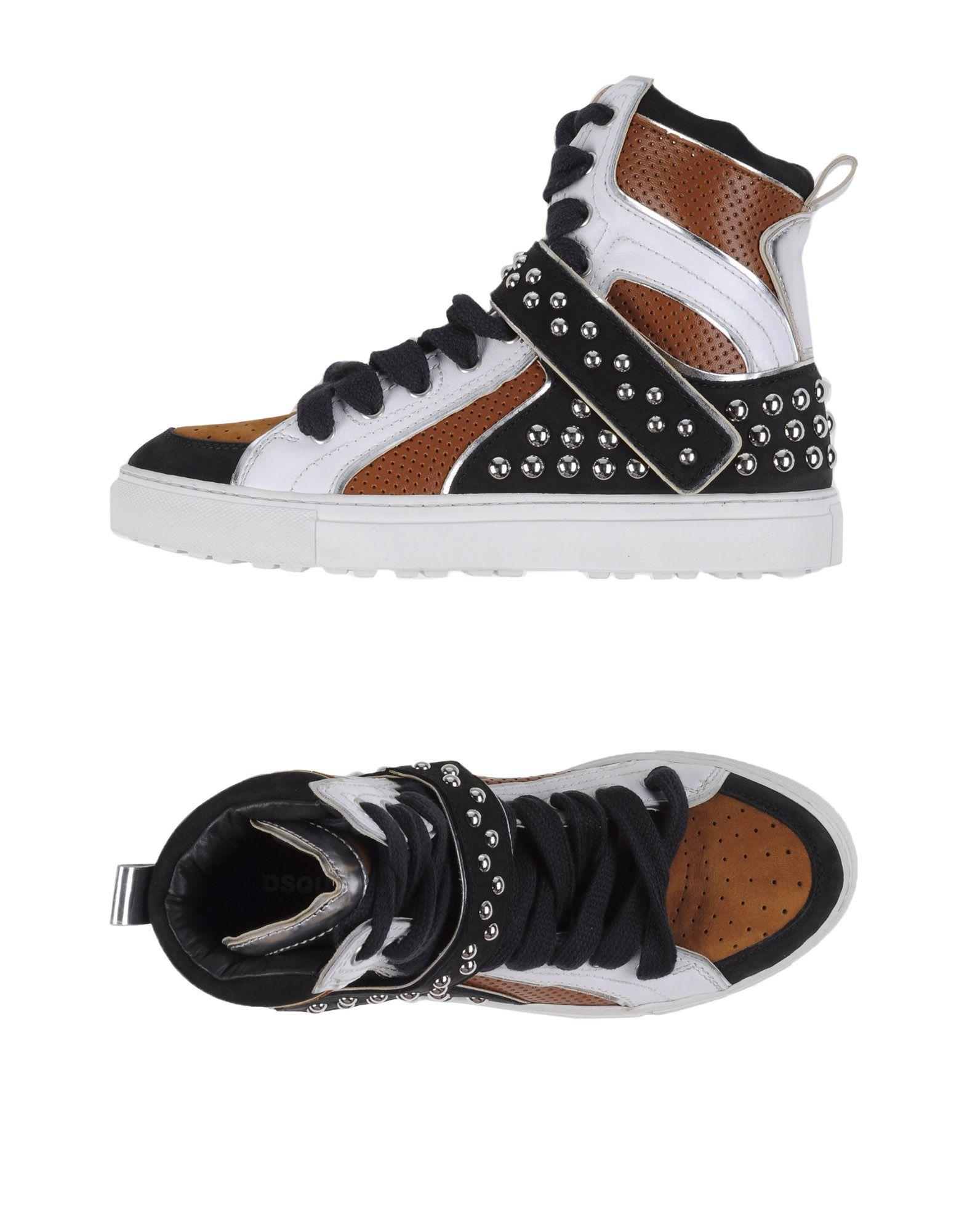 Haltbare Mode billige Schuhe Dsquared2 Sneakers Herren  11168089OS Heiße Schuhe