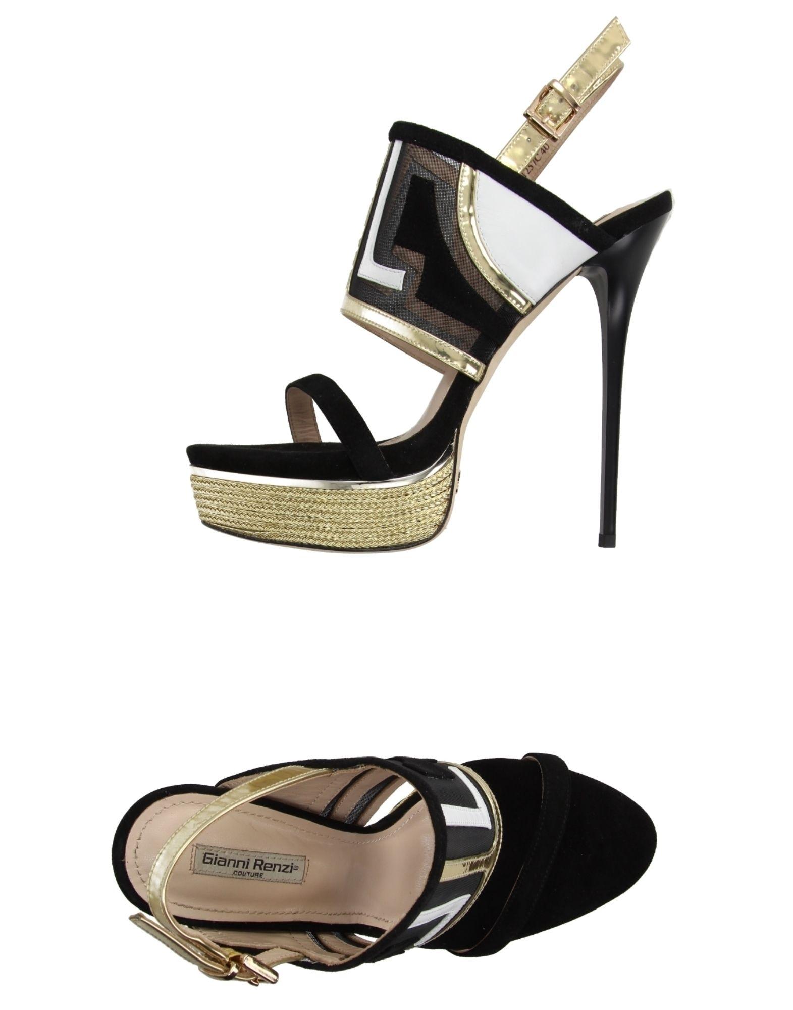 Sandali Gianni Renzi®  Couture Donna - 11168121IP