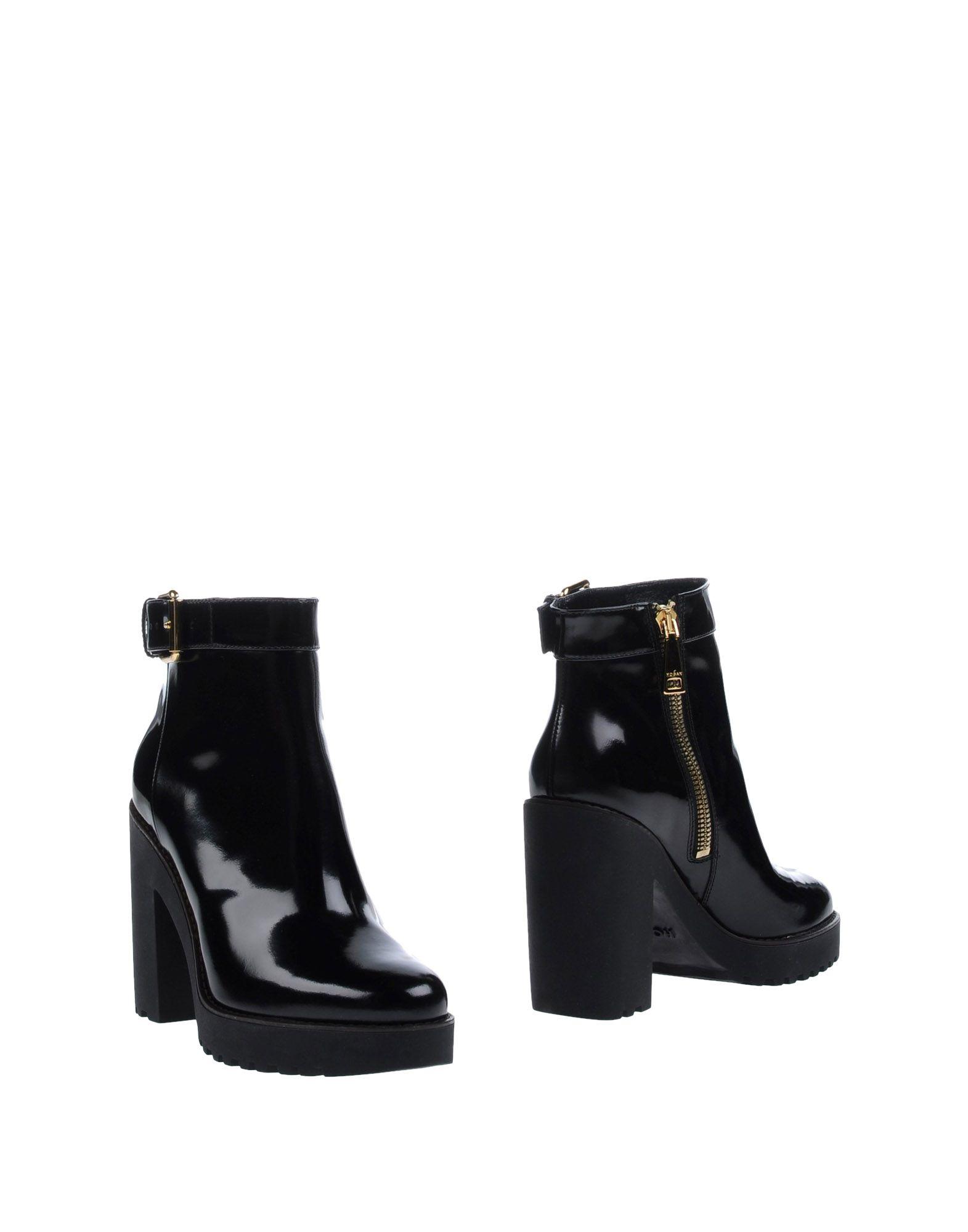 Rabatt Schuhe Hogan Stiefelette Damen  11168859OF