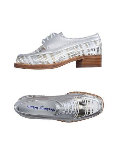 Zapato - De Cordones Stephane Kélian Mujer - Zapato Zapatos De Cordones Stephane Kélian - 11168893XF Plata 1b60c0