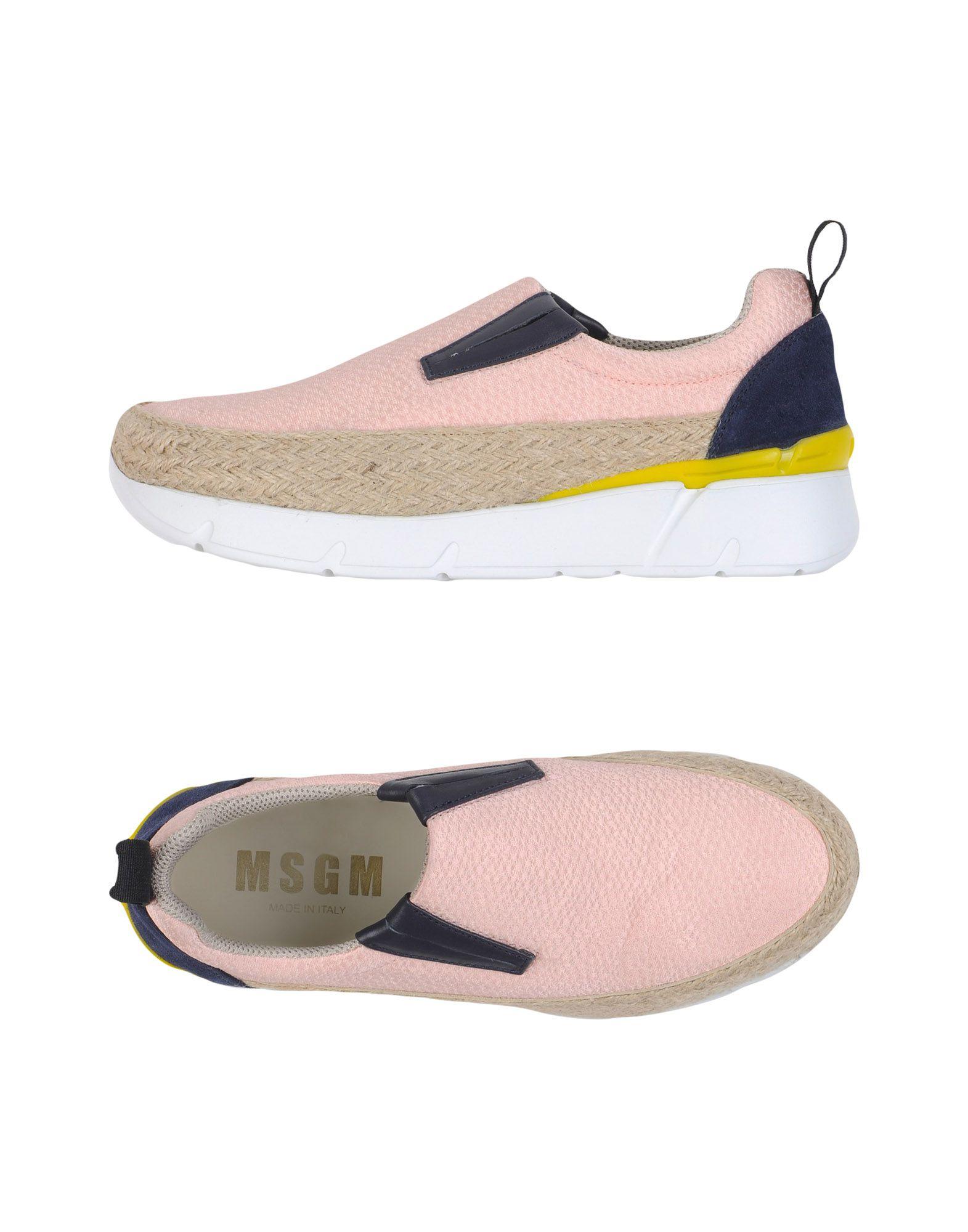Rabatt Schuhe Sneakers Msgm Sneakers Schuhe Damen  11168916NF 14cf89