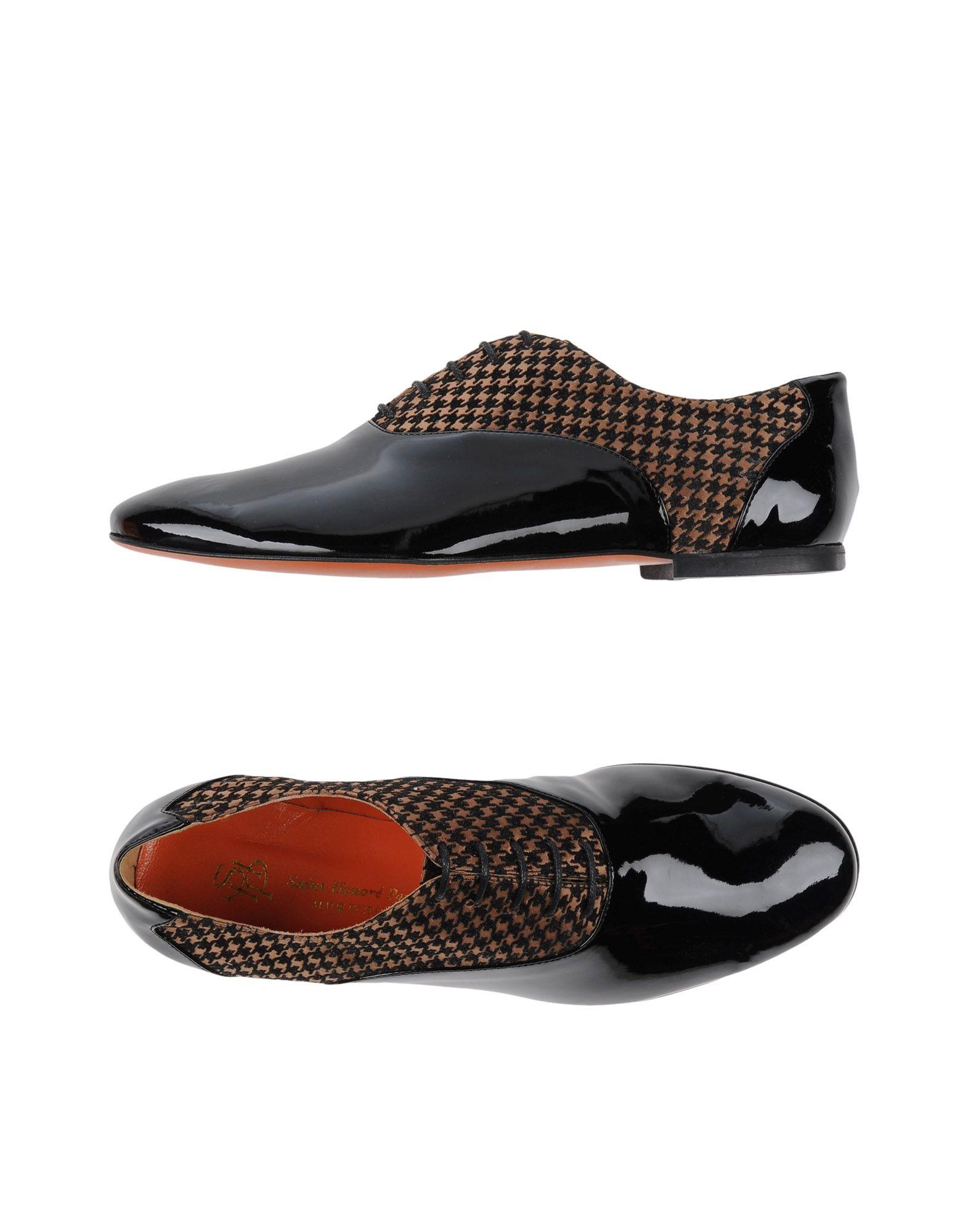 Chaussures À Lacets Saint-Honoré Paris Souliers Femme - Chaussures À Lacets Saint-Honoré Paris Souliers sur