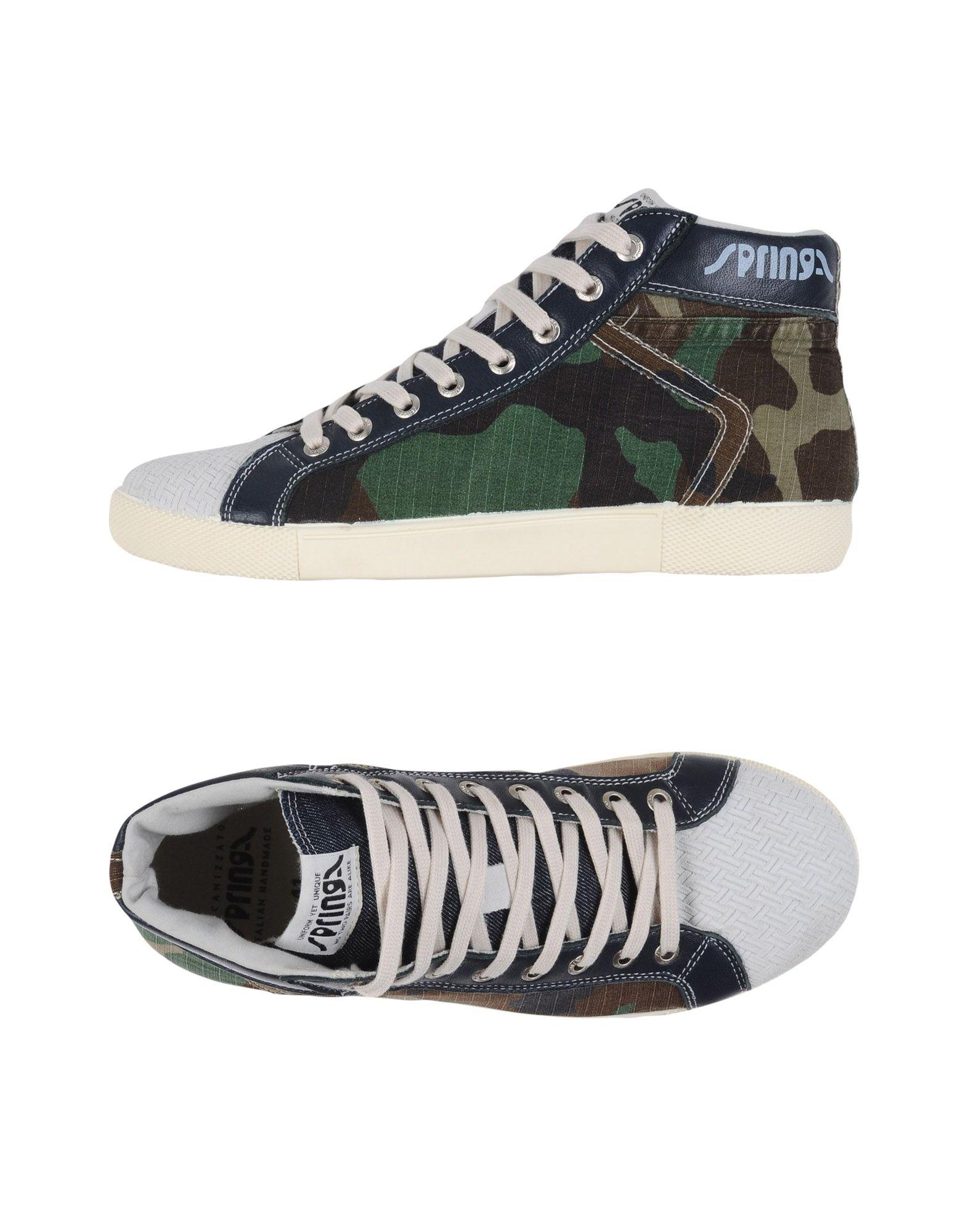 Springa Sneakers - Men Springa Sneakers online on 11169223JH  United Kingdom - 11169223JH on 0a3381