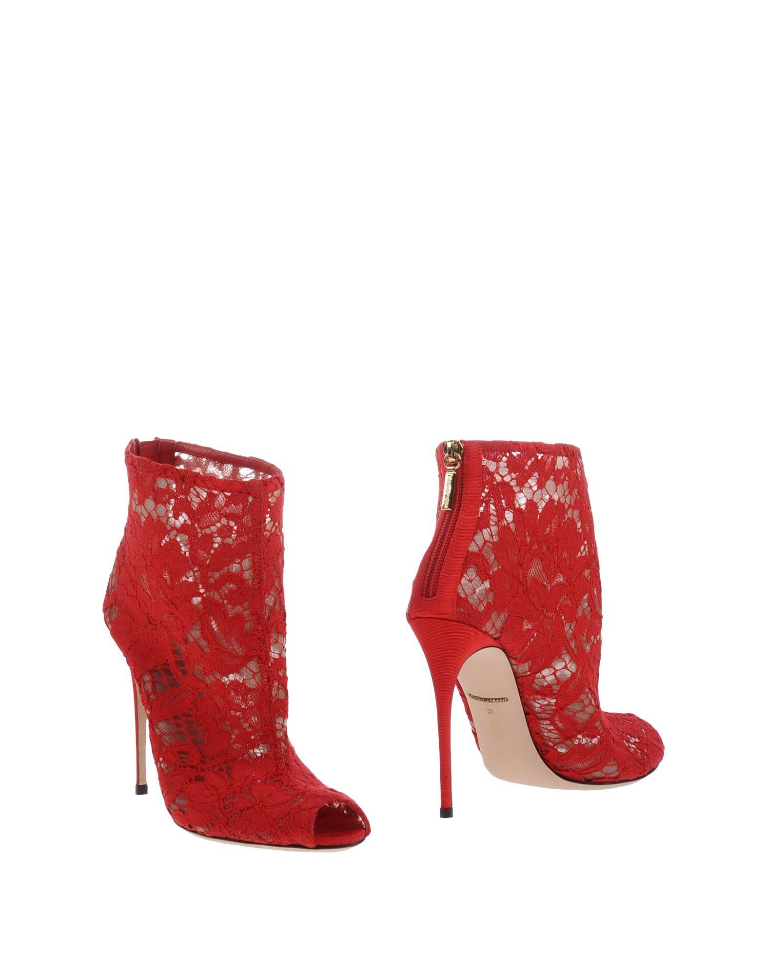 Scarpe Stivaletti economiche e resistenti Stivaletti Scarpe Dolce & Gabbana Donna c8b5e8