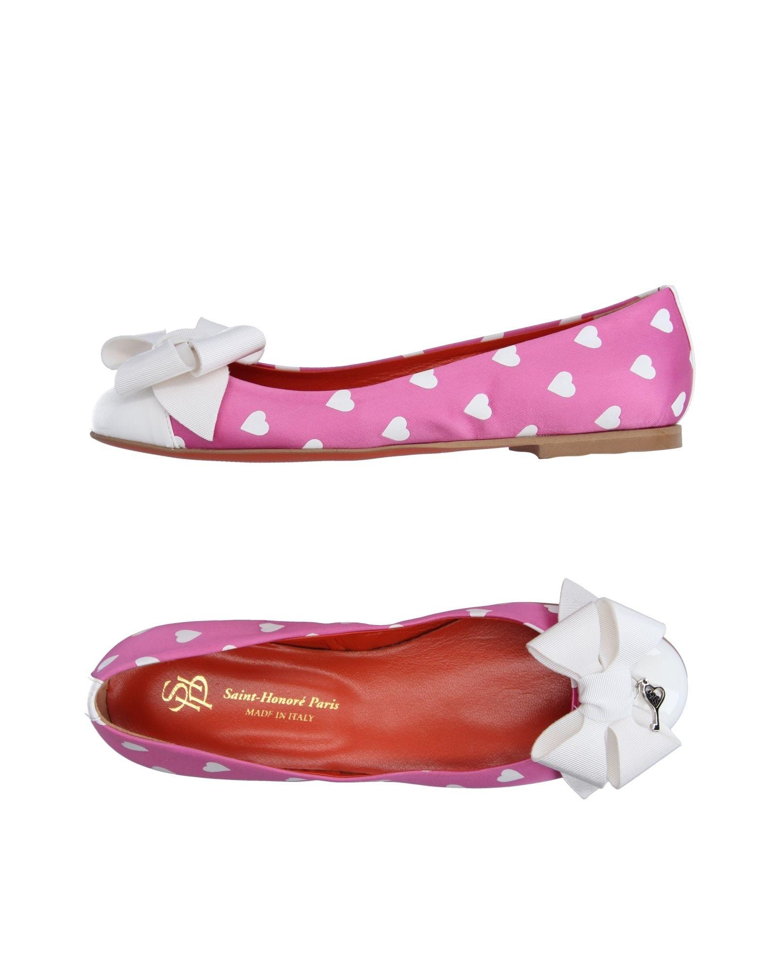 Ballerine Saint-Honoré Paris Souliers Donna - 11169413BK