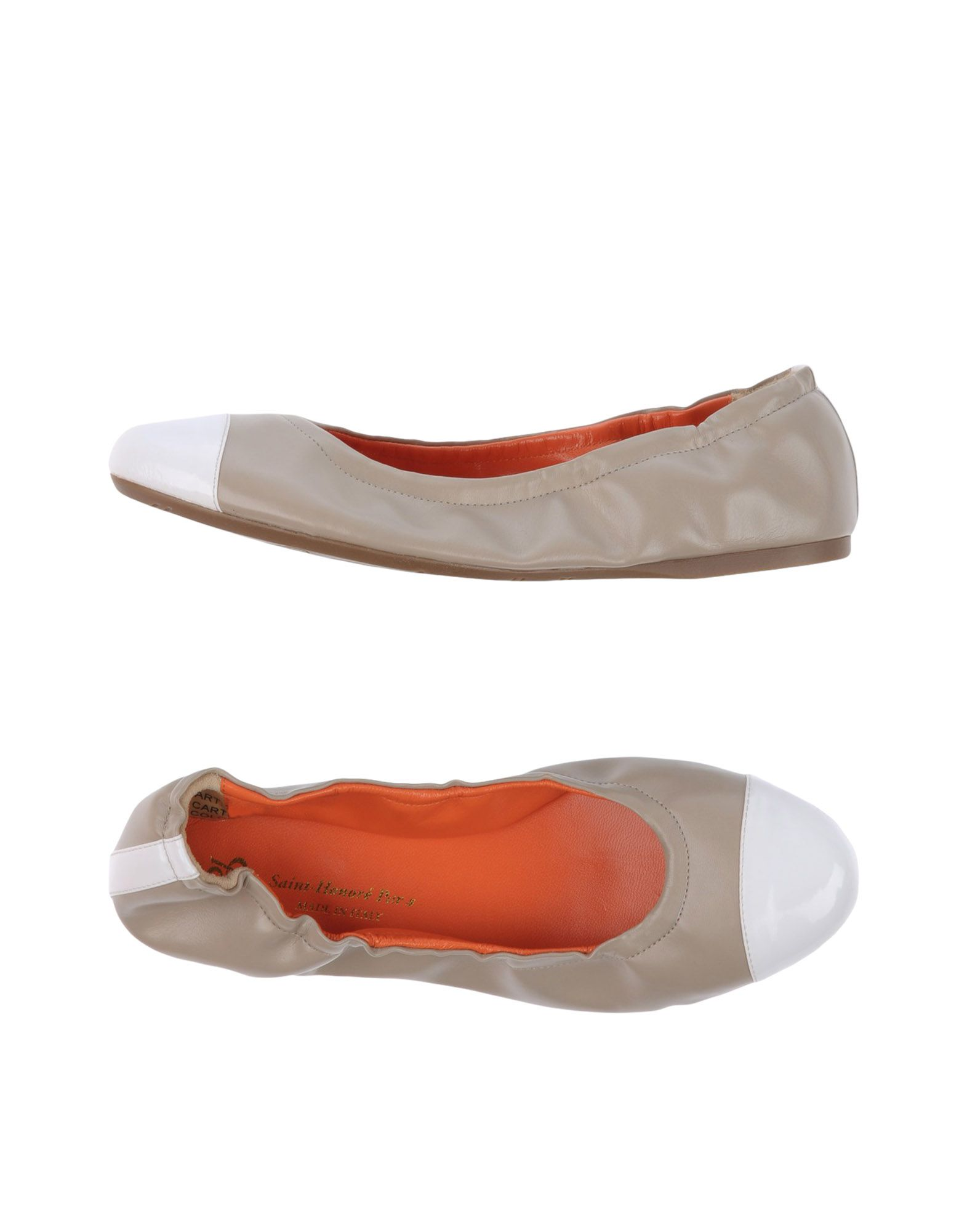 Saint-Honoré Paris Souliers Ballet Flats - Women Saint-Honoré Paris on Souliers Ballet Flats online on Paris  Canada - 11169528TA 683e32